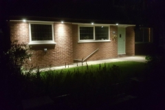 Domestic Fascia Lighting