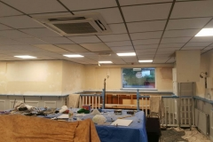 Eccleston Institute Refurb | R Waine Electrical