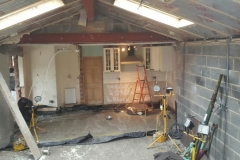 Garage Renovation | R Waine Electrical