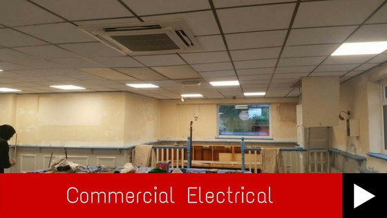 Comercial Electrical Banner