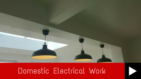 Domestic Electrical Banner